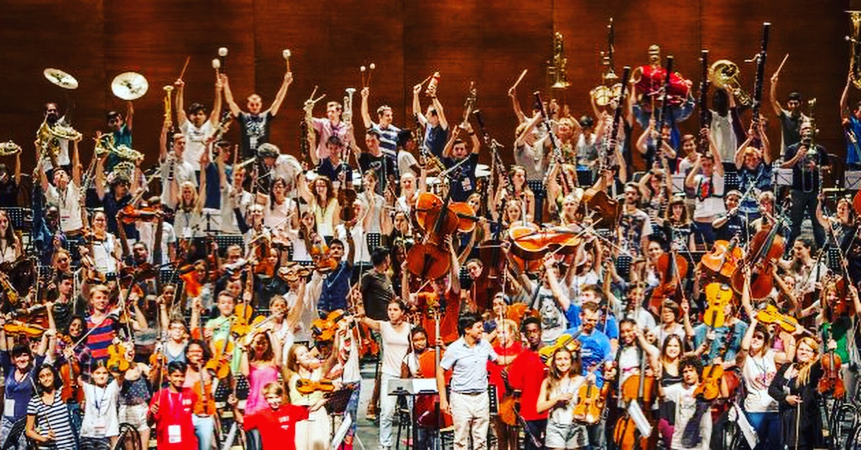 Sistema Europe Youth Orchestra Summer Camp