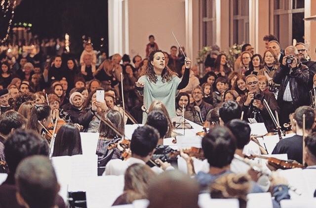 Simon Bolivar Trumpet Ensemble & El Sistema Greece Youth Orchestra