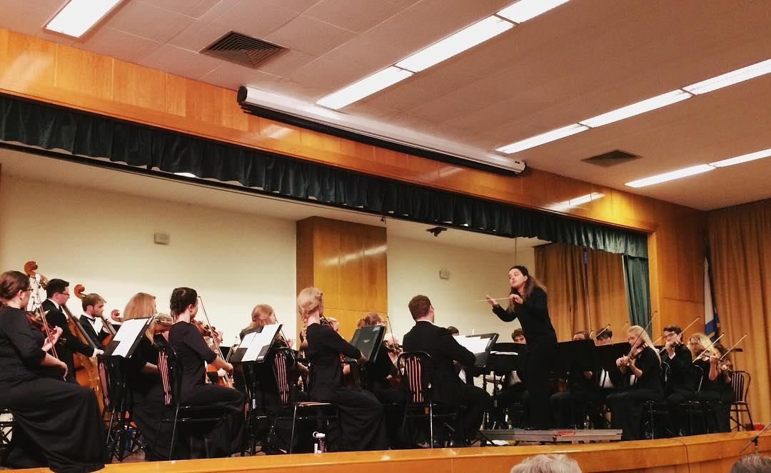 The Concordia College Orchestra