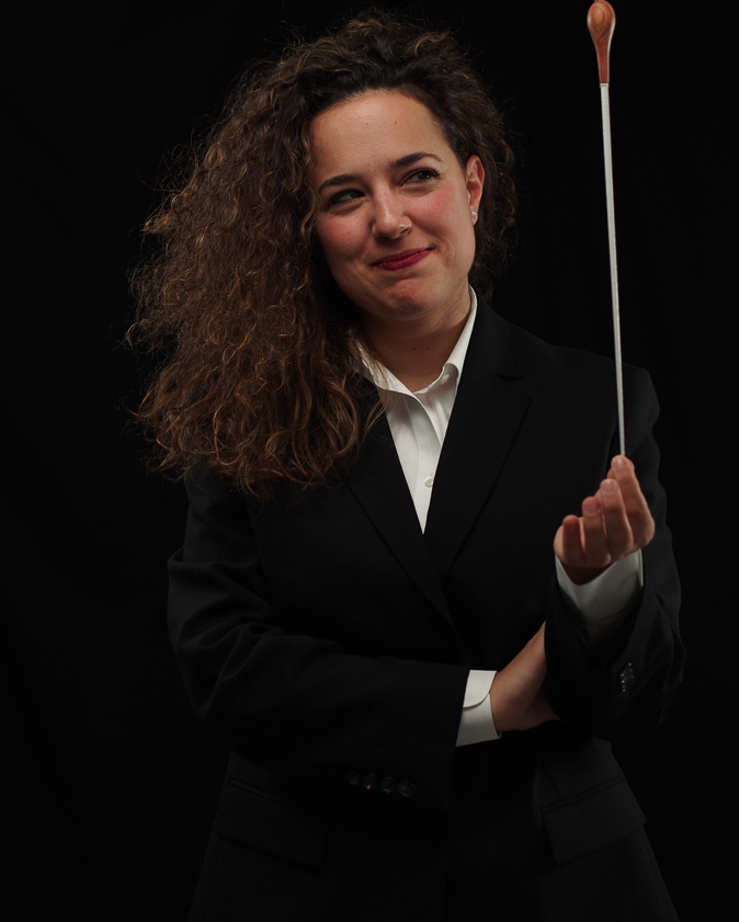 Professor of Conducting at Hellenic Conservatory