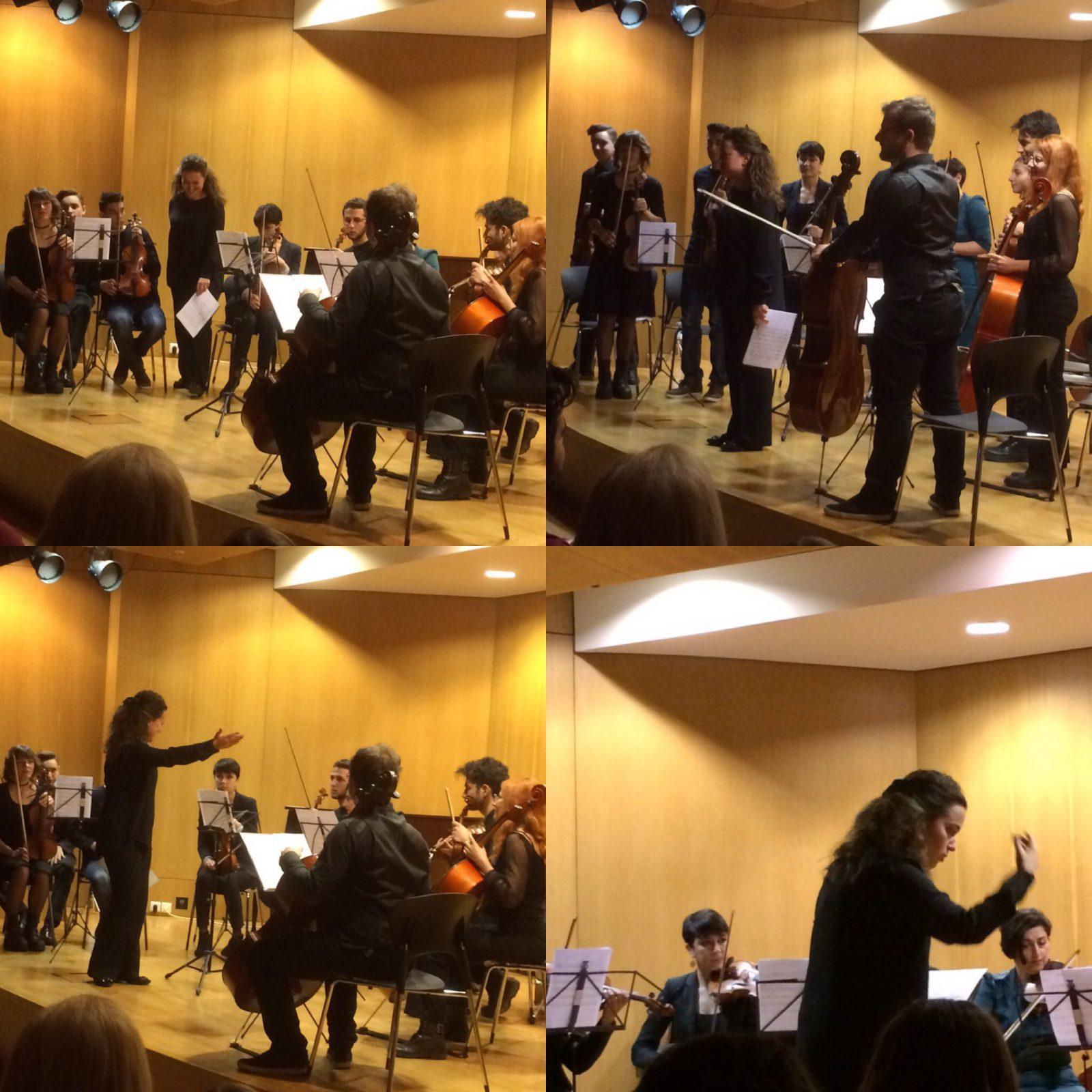 Concert in Megaron Athens Concert Hall