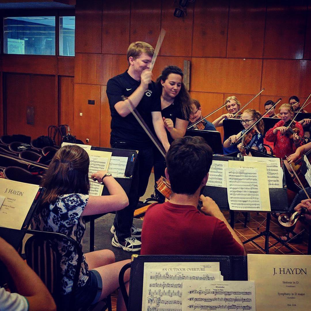 Athens Conducting Masterclass